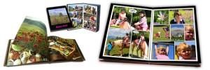 Stampa le tue foto su di un foto libro
